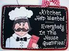 Image result for related:https://www.pinterest.com/highpraiser/fat-chef-kitchen/ stainless steel kitchen chef hook B01KJACLES