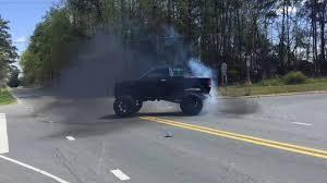toyota tacoma diesel truck 4bt toyota diesel truck throwing donuts