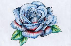 purple rose tattoo designs u2013 tattoo designs