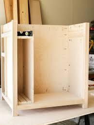 building a kitchen island how to build a diy kitchen island on wheels hgtv