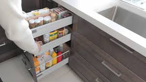 rangement de cuisine armoires de rangement armoires de cuisine simard cuisine et