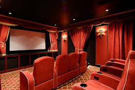 Theatre Room Design - theater rooms bar and being there on pinterest wall sconces for