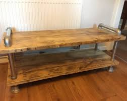 Pipe Coffee Table by Pipe Coffee Table Etsy