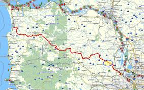Barrows Map Barrow Loop Forest Hiker