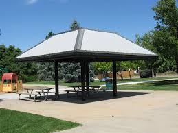 Sheridan Grill Gazebo by Abbott Park South Suburban Parks And Recreation Centennial Co