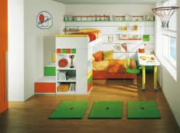 bed ideas colorful kids bedroom design ideas wooden flooring bunk