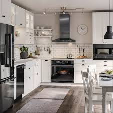 what color cabinets go well with black stainless steel appliances vinstgivande wall mounted range black stainless steel