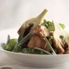 cuisine artichaut cuisson recette agneau aux artichauts