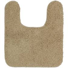 Big Bathroom Rugs by Big One Everstrand Solid Contour Bath Rug