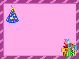 kids birthday card templates are great for all parties not just