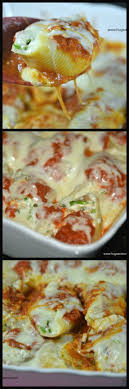 best 25 sausage stuffed shells ideas on spinach