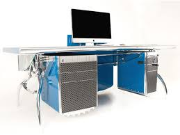 Expensive Computer Desks Impressive Park The New Bugatti Desk In Your Workspace Idiva