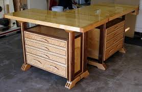 Woodworking Bench Top Material by Maple Walnut Workbench By Rj Lumberjocks Com Woodworking