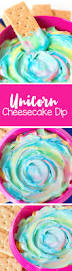 no one can resist the charms of this magical unicorn dip the