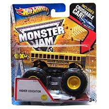 bus monster truck videos amazon com wheels 2013 release higher education bus