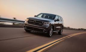 2014 dodge durango first drive u2013 review u2013 car and driver