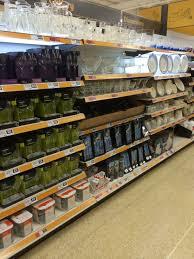 sainsbury u0027s nottingham gm homewares layout adjacency