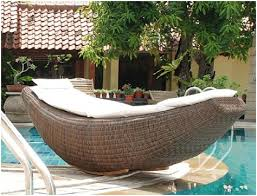 Patio Furniture Loungers Rattan Patio Furniture Outdoor Lounger Double Loungers Patio