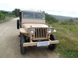jeep front view 1946 willys jeep cj2a 4 x 4 sold 2017