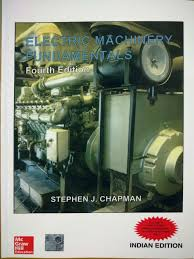 electric machinery fundamentals 4th edition buy electric