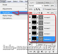 cara membuat gambar bergerak gif dengan photoshop cara membuat animasi format gif dengan photoshop