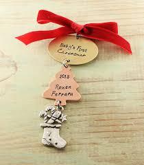 baby u0027s first christmas ornament handmade christmas gifts