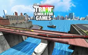 impossible euro train driving simulator 3d city android apps
