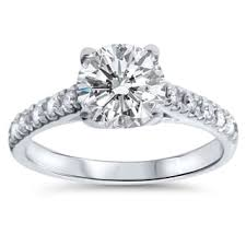 2 carat ring 2 to 2 5 carats engagement rings shop the best deals for nov