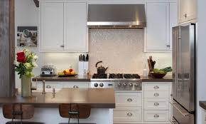 backsplash designs for small kitchen black shine granite