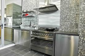 Stainless Steel Kitchen Cabinets Ikea DesignCorner - Stainless steel kitchen cabinets ikea
