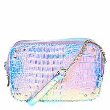 holographic bags holographic mermaid crossbody bag icing us
