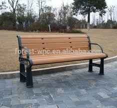 composite benches outdoor long composite wood benches modern outdoor wood bench wpc