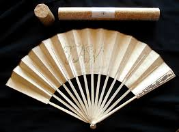 fan sticks the treasures of half an 18th century fan