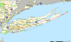 Map Of New York And Manhattan by New York State Route 27 Wikipedia