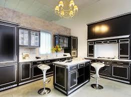 Black Kitchen Decorating Ideas 25 Black Kitchen Design Ideas Creating Balanced Interior