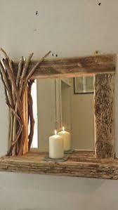 Mirror With Shelves by Best 25 Pallet Mirror Frame Ideas On Pinterest Pallet Mirror
