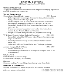 Hobbies And Interests On Resume Examples by Sample Of Hobbies And Interests On A Resume Free Resume Example