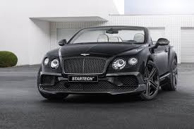bentley continental gtc official startech bentley continental gtc gtspirit