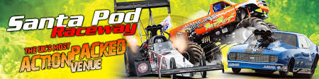 santa pod raceway calendar