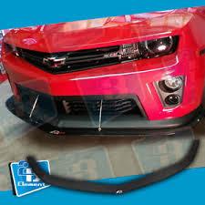 2015 chevy camaro zl1 apr performance carbon fiber splitter fit for 2012 2015