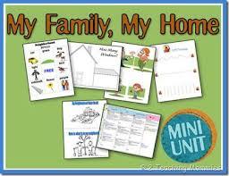22 best family preschool theme images on pinterest family