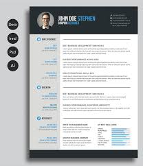 creative resume template free download doc free creative resume template psd id stuff pinterest templates