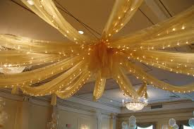ceiling draping ceiling draping balloon artistry