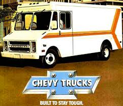 1978 chevrolet p30 walk in van bus pinterest chevrolet