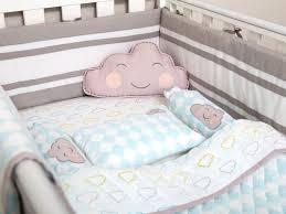 Cloud Crib Bedding Happy Cloud Organic Crib Bedding Set Baby Bedding Set Baby