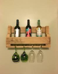 reclaimed wood wine rack u2013 home and pallet