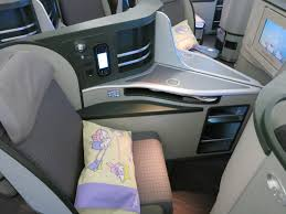Turkish Air Comfort Class Which Airline Has The World U0027s Best Business Class