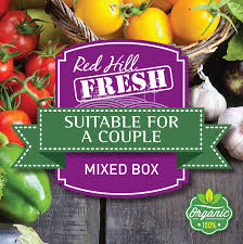 organic fruit delivery mixed box of organic fruit vegetables meat home delivered