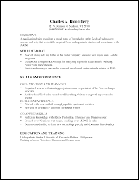 Resume Objective For Undergraduate Student The Evolution Of An Undergraduate Student Resume U2013 Rezi Blog