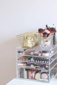 jodie melissa my new and improved makeup storage